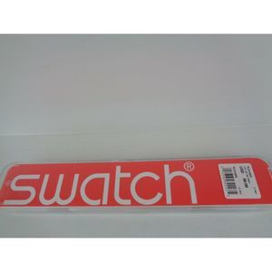 Swatch Accessories - Swatch Irony silver YLS150G